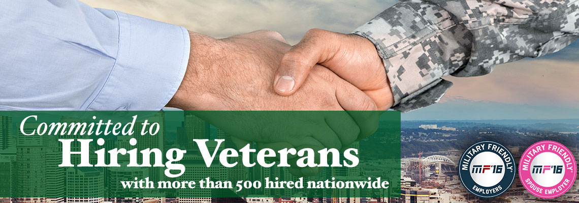 Veteran and Military Spouse Hiring Program