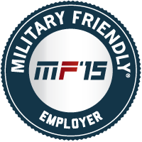 Military friendly employer