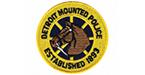 Detroit Mounted Police logo