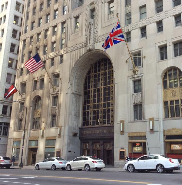 Penobscot Building Detroit