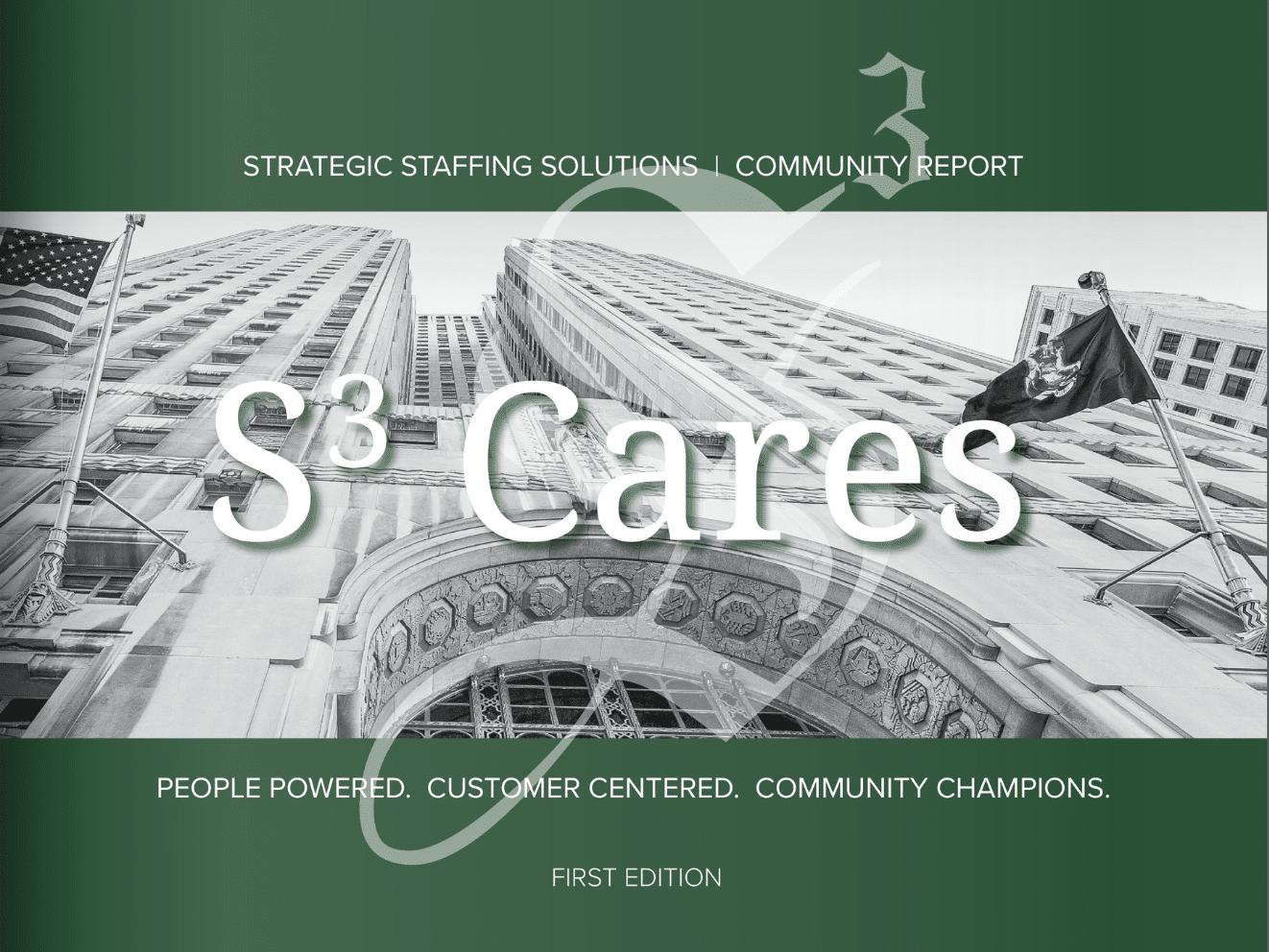 S3 Cares E-Book
