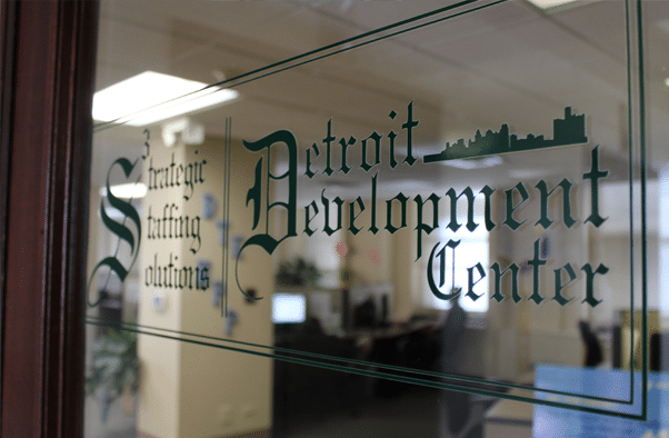 Strategic Staffing Solutions Detroit Development Center