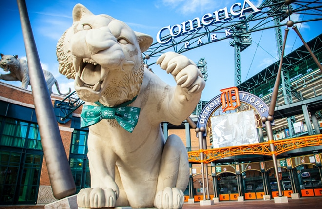 Strategic Staffing Solutions Detroit Tigers