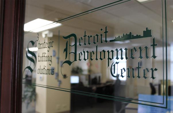 Strategic Staffing Solutions Detroit Development Center