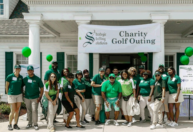 S3 Charity Golf Outing